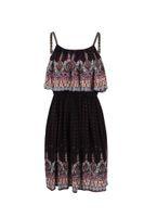 ingrosso abiti estivi della boemia-Summer Fashion Dress Sexy per le donne, Bohemian Holiday Beach Dress Party Sling Print Dress Donna