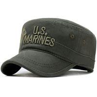 ingrosso cappelli da soldato-Berretto da baseball Uomini SAWT Army Militar Soldier Tactical Combat Camo Cap Maschio U.S Marine Train Paintball Camouflage Sun Hats