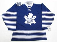 Remiendo De Encargo Baratos Baratos-Cheap custom TORONTO MAPLE LEAFS Mens 2014 WINTER CLASSIC Cosido JERSEY * CON PATCH *