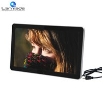Wholesale video wall displays - 21 inch 1080P wall mount lcd display indoor digital signage lcd tv china mp4 video player