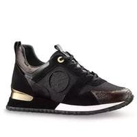Wholesale alphabet designer - RUN AWAY sneaker luxury brand Women casual shoes Alphabet leather fashion Designer shoes Size 35-40 model 231343244
