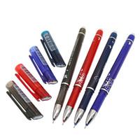 produktschreiben großhandel-Amazing Product 1 PC löschbaren Gel Pen Refills ist rot blau Tinte blau und schwarz eine magische schreiben neutrale Stift sparen Papier