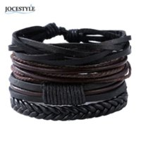 Wholesale boyfriend bracelets for sale - Group buy Bracelets amp Bangles mens leather bracelets Pulseira Masculina Jewelry Charm Bileklik Pulseiras Boyfriend Girlfriend
