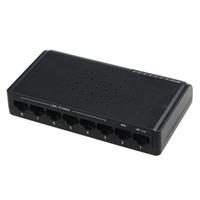 telefones ap venda por atacado-100 Mbps IEEE802.3x 8 Portas POE Switch Power over Ethernet Rede Switch Ethernet para Câmera IP Telefone VoIP AP dispositivos