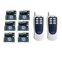 ingrosso telecomando del trasmettitore rf-Universale DC 24 v 1 canale mini RF wireless Video telecomando interruttore della luce trasmettitore trasmettitore 100 M