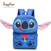 Wholesale cute schoolbags for sale - Group buy Joyyifor Cute Stitch Kid Toddler Animal Backpack Infant Schoolbags Bag Children Baby Girls Children School Backpacks Gift