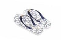 Wholesale woman sandals for sale - New Fashion Woman Summer Sandals Flip Flops Beach shoes Femininas Flat Designer Sandals slippers M794
