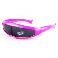 Wholesale Fishing Sunglasses - Creative Personality Color Fish Full Lens Full Frame Children's Outdoor Sports Shade Sun Glasses Children Anti-UV Sunglasses