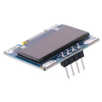 Wholesale arduino lcd module for sale - Group buy OLED Module White Color X64 LCD Display IIC Module DIY For Arduino New