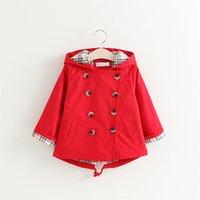 ingrosso giacche coreane per ragazze-Giacche simpatiche per bambini giacche per cappotti estivi per bambini di 3-8 anni