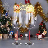 Wholesale Colorful Flutes - 2017 Hot Sale Ciq Jar With Handle New Arrival Lead Free Wine Glasses 518ml Drinking Set Crystal Wedding Flutes With Colorful