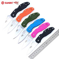 Wholesale ganzo knives - Firebird Ganzo F759M HRC C blade Pocket folding knife tactical tool Survival knife outdoor camping tool EDC Pocket Knife