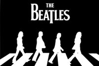 Wholesale beatles posters - The beatles poster Wall huge Canvas Print 03
