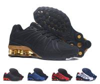 sıcak erkekler için rahat ayakkabılar toptan satış-Sıcak Satış Shox Oz Erkek Koşu Ayakkabı Adam Rahat Shox Kpu Ayakkabı Atletik Sıcak Corss Yürüyüş Yürüyüş Erkekler Nefes Spor Sneakers