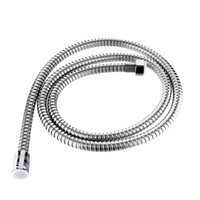 Wholesale Heater Bathroom - 1.5 1.75 2M Flexible Shower Hose Stainless Steel Bathroom Heater Water Head Pipe High Quality For Home Supply