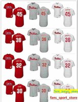 Wholesale steve red for sale - Group buy custom Men s Women Youth Majestic Phillies Jersey Steve Carlton Dave Cash Tug McGraw Robin Roberts Home Red Baseball Jerse