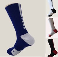 Wholesale Best Athletic Socks - Towels sports socks in the men's basketball elite speed dry socks Wholesale- Best Seller Pure Cotton Men