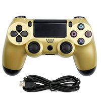 Wholesale joystick controller usb for sale - Newest USB Wired Game controller for PS4 Controller DualVibration Joystick Gamepads for Play Station4 With m Cable