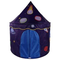 Wholesale children ball tent for sale - Castle Lovely Portable Folding Ocean Ball Pool Kids Toys Cubby Tent Intelligence Children Indoor Outdoor Playing House Gifts