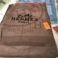 lenços tingidos de fios venda por atacado-Marcas de alta qualidade para homens e mulheres são adequados para lenços macios e lenços de lã de luxo moda fios tingidos