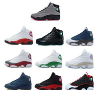 Wholesale basketball shoes discount prices for sale - Group buy New kids Basketball Shoes Bred Black True Red Discount Sports Shoe Athletic Running shoes Best price Sneakers