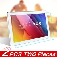 "Wholesale Asus Hd Tablet - Tempered Glass membrane For ASUS ZenPad 10 Z301M Steel film Tablet PC Screen Protection Toughened Z301MFL Z301ML 10.1"" Case HD"