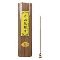 sandelholzstock weihrauch großhandel-500g / 20g Australien 100% Pure Natural Sandelholz Weihrauch Buddhist Liegend Indoor Hause Beruhigende Feuchtigkeit Geruch Stick Weihrauch X $