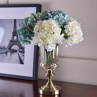 Shop home decoration accessories vase uk home decoration home wedding decoration accessories european style glass vase for living room terrarium glass containers for artificial flowers junglespirit Image collections