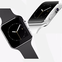 Wholesale pet videos - Smart Watch,X6 Bluetooth SmartWatch 16GB Support Micro SIM Card Camera Video for Android Samsung HTC Sony Huawei LG Smartphone