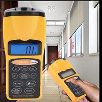 Wholesale tools measuring area for sale - LCD Measure Distance Meter Pointer Laser Point Range Finders m Tool Rangefinders Area Volum Laser Designator Night Light Backlight
