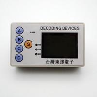 dispositivos de desbloqueio venda por atacado-código grabber 315MHZ 330MHZ 430MHZ 433MHZ carro remoto clone controle remoto scanner remoto Serralheiro ferramenta dispositivo de desbloqueio