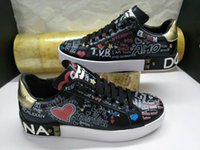 männer neue felsen schuhe großhandel-NEUE Mode Rock Runner Camouflage Leder Sneakers Schuhe Männer, Frauen Rock Studs Outdoor Casual CAMUSTARS Trainer Sportschuhe yh18071906