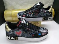 zapatos nuevos hombres rocas al por mayor-NUEVA Moda Zapatillas de deporte de cuero de camuflaje Runner Zapatos Hombres, Mujeres Rock Studs Al aire libre Casual Zapatillas de deporte de los entrenadores yh18071906
