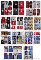Wholesale cheap jerseys wholesalers - NCAA 2018 Season New James Basketball Jersey Shirt Cheap Wholesale Stitched Men 's Irving Basketball Jerseys Embroidery Free Shipping D