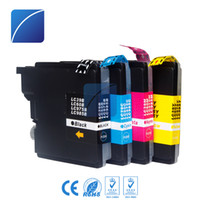 Wholesale ink dcp - 4 Pack Ink Cartridges LC975 LC985 Compatible For Brother DCP-J125 J315W J515W MFC-J265W J410 J415W J220 J615W Printer