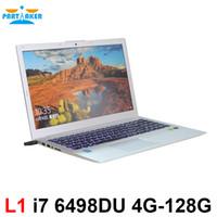 i7 computer china großhandel-15,6 Zoll i7 6498DU GT940M 2G diskrete Grafik Laptop Computer mit hintergrundbeleuchteter Tastatur Webcam Wifi Bluetooth HDMI