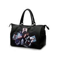 qualität reise großhandel-New Cool Männer und Frauen hohe Qualität Kurze Reise Reisetasche wasserdichte Duffle Tasche Fitness Yoga große Kapazität Handtasche