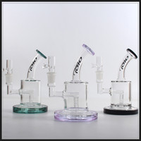 Wholesale toro water bongs resale online - mini toro glass bong oil rig water bongs colors female mm bubbler with glass bowl