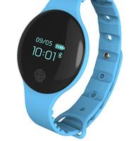 reloj deportivo digital para niños al por mayor-SANDA Smart Watch Mujeres niños Marca de Lujo Reloj de pulsera Electrónico LED Digital Sport Relojes de Pulsera Para Mujer Reloj Smartwatch S915