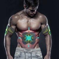 ingrosso dispositivo di vita-Addestratore di muscoli addominali Massager Device Vita Muscle Shaping Body Building Attrezzature per il fitness Pancia Dimagrante Macchina per esercizi