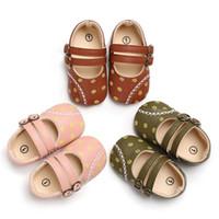 zapatos de limpieza al por mayor-Baby First Walkers Infant Boys Boys Girls Tassel Scrub Soft Sole Cuna Antideslizante Pre-Walker Shoes para niños de 0 a 4 años de edad