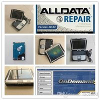 Wholesale Hyundai Auto Repair - auto repair data alldata and mitchell ondemand installed laptop all data 10.53 with 1tb hdd cf19 toughbook windows7 ready to use
