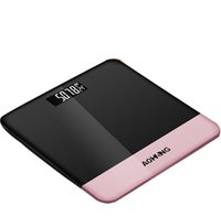 Wholesale Digital Scale Balance Body - 180KG -0.1KG Personal Scales Electronic Bathroom Human Body Floor Scale Portable Body Weighing Balance Weight Device