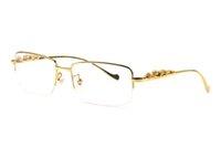 tasarımcı daire güneş gözlüğü toptan satış-Manda boynuzu gözlük erkekler Marka yuvarlak daire çerçevesiz Güneş Kadınlar Marka Tasarımcısı ulculos De Sol Feminino Gafas De Sol gözlük Occhiali