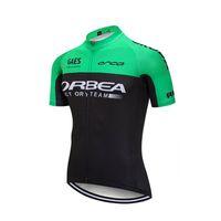 ropa de bicicleta de montaña para hombres al por mayor-2017 ORBEA Pro team men's Cycling Jersey Mountain Bike Ropa Camisa de manga corta de secado rápido Bicicleta Ropa deportiva Ropa de ciclismo