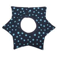 toalla de bebé de moda al por mayor-1pc Baby Bib Towels 4-Layer 360 Girar Baby Girl Boy Wear Baberos Impermeables Niños Niñas Y Niños Algodón Baberos Accesorios de Moda