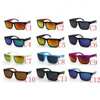 block al por mayor-12 Colores Diseñador de la marca Spied Ken Block Helm Gafas de sol Deportes Gafas de sol Oculos De Sol Gafas de sol Ciclismo Eyeswearr Unisex Gafas