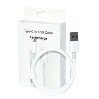 cables usb al por mayor-Cable USB 2A 3A cargador rápido Micro USB Tipo C de carga Cables para teléfonos Huawei Xiaomi Samsung Android
