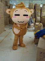 trajes de macaco para adultos venda por atacado-2018 venda Hot Mascot Costume Adult Character Costume Mascote Como Moda Freeshipping Hip-hop Macaco