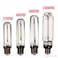 işıklar için balast toptan satış-Büyümek Işık HPS Lamba E40 250 W / 400 W / 600 W / 1000 W Yüksek Basınçlı Sodyum Çiçek Ampul Çiçekler Sebze Bitki Balast Için Lamba Büyütün